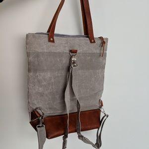 etsy Bags   Convertible Backpack Purse   Poshmark 4cbac8fb8b
